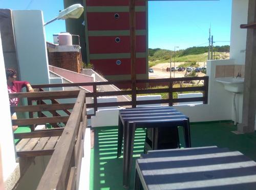 habitaciones frente al mar para  2,3 y4 p/ temporada 2019