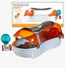 habitrail ovo loft habitat para hamsters