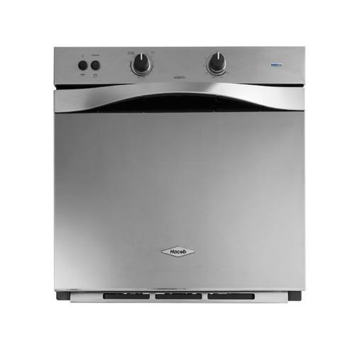 haceb horno de empotrar a gas con gratinador 60x57.5 cm 4hct