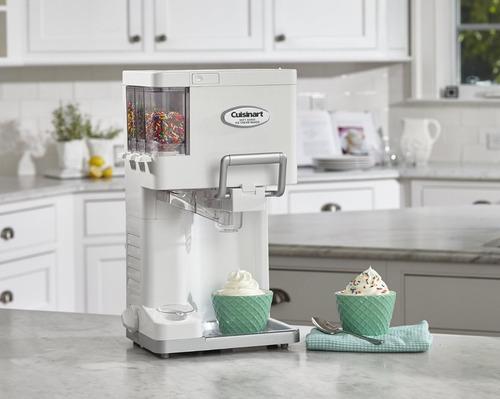 hacer helados máquina para