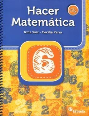 hacer matematica 6 - estrada