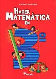 hacer matemática en 3   - estrada