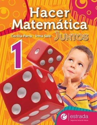 hacer matematica juntos 1 + bloc - estrada 2019