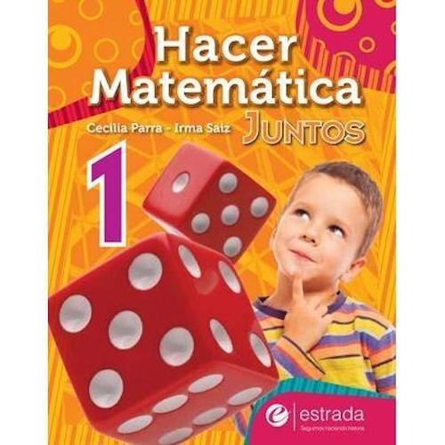 hacer matemática juntos 1 + bloc - estrada