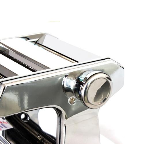 hacer pasta máquina para