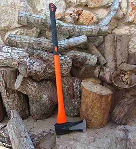 hacha para leña tabor tools j55a up-shop