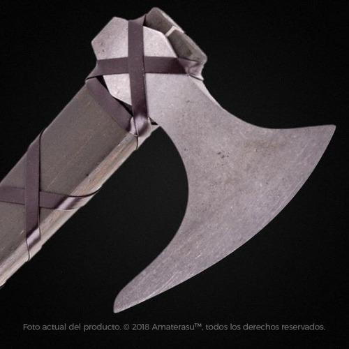 hacha vikinga de guerra vikings ragnar lothbrok