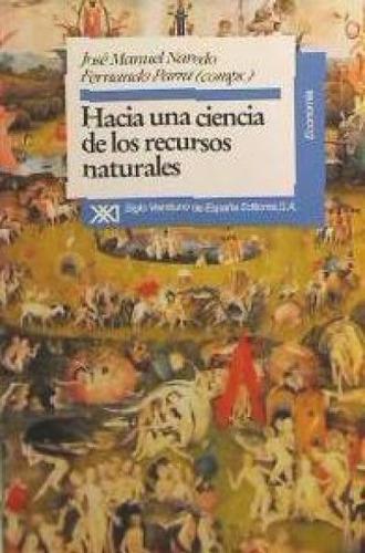 hacia una ciencia de los recursos naturales(libro ecología y