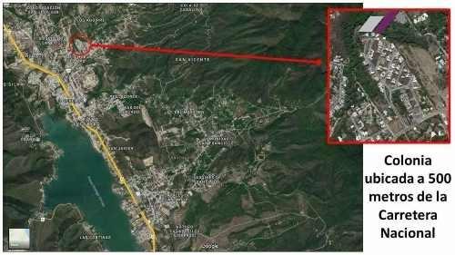hacienda de santiago carretera nacional - casa venta monterrey sur