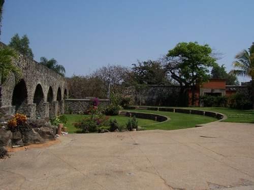 hacienda  en amatitlán / cuernavaca - cal-218-ha