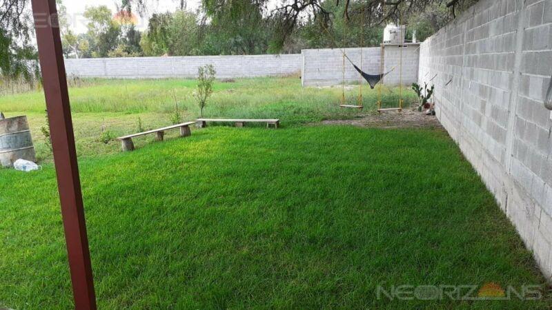 hacienda, quinta o casa de campo para descanso  en terreno  campestre en justino -  mexquitic, slp