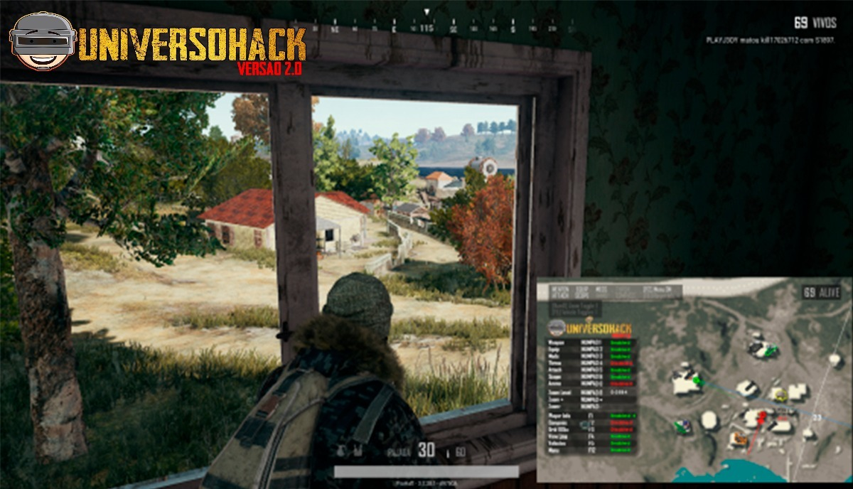 Hack Mapa/radar Para Pubg/playerunknown's Battlegrounds