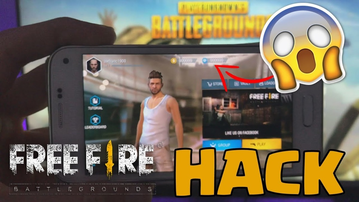 Hack Para Free Fire **mod Menu**