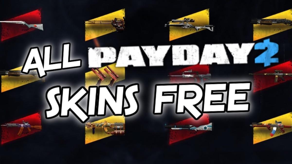 Payday 2 unlocker | P3DUnlocker  2019-04-29