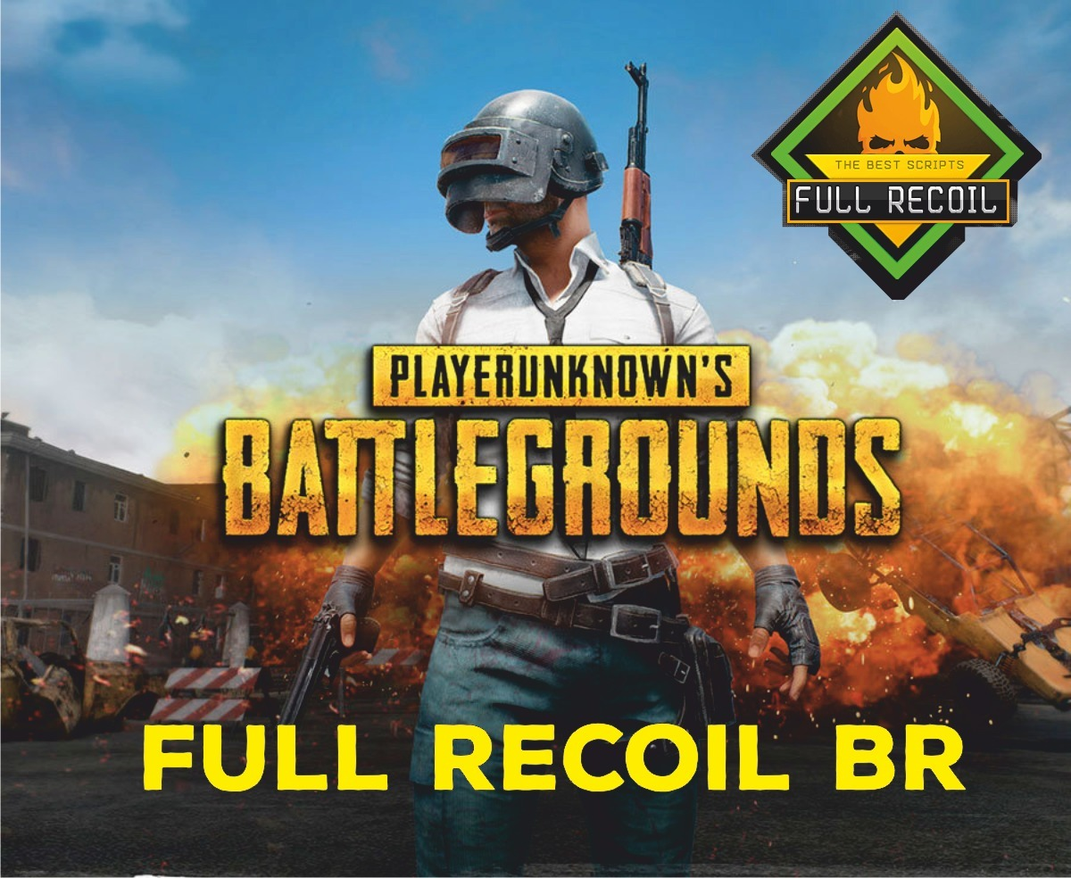 Hack Playerunknown's Pubg Recoil / Fullrecoil Br Macro V4 3
