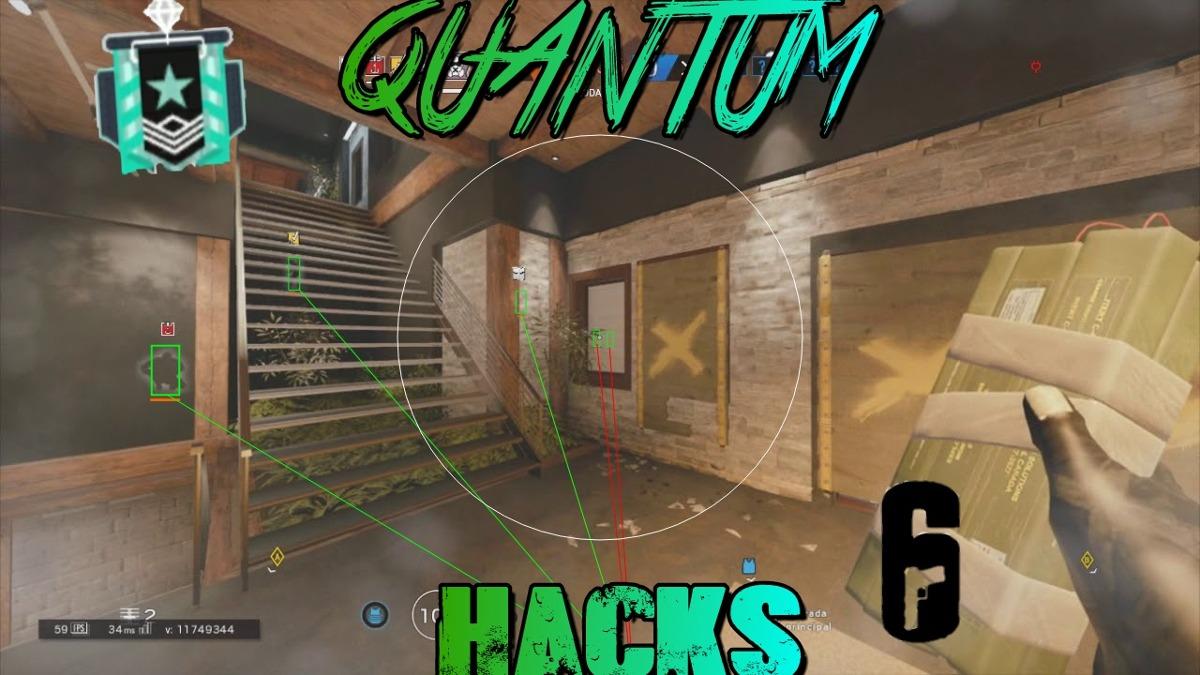 Hack/cheat Rainbow Six Siege R6 - Quantum Hacks (lifetime) !