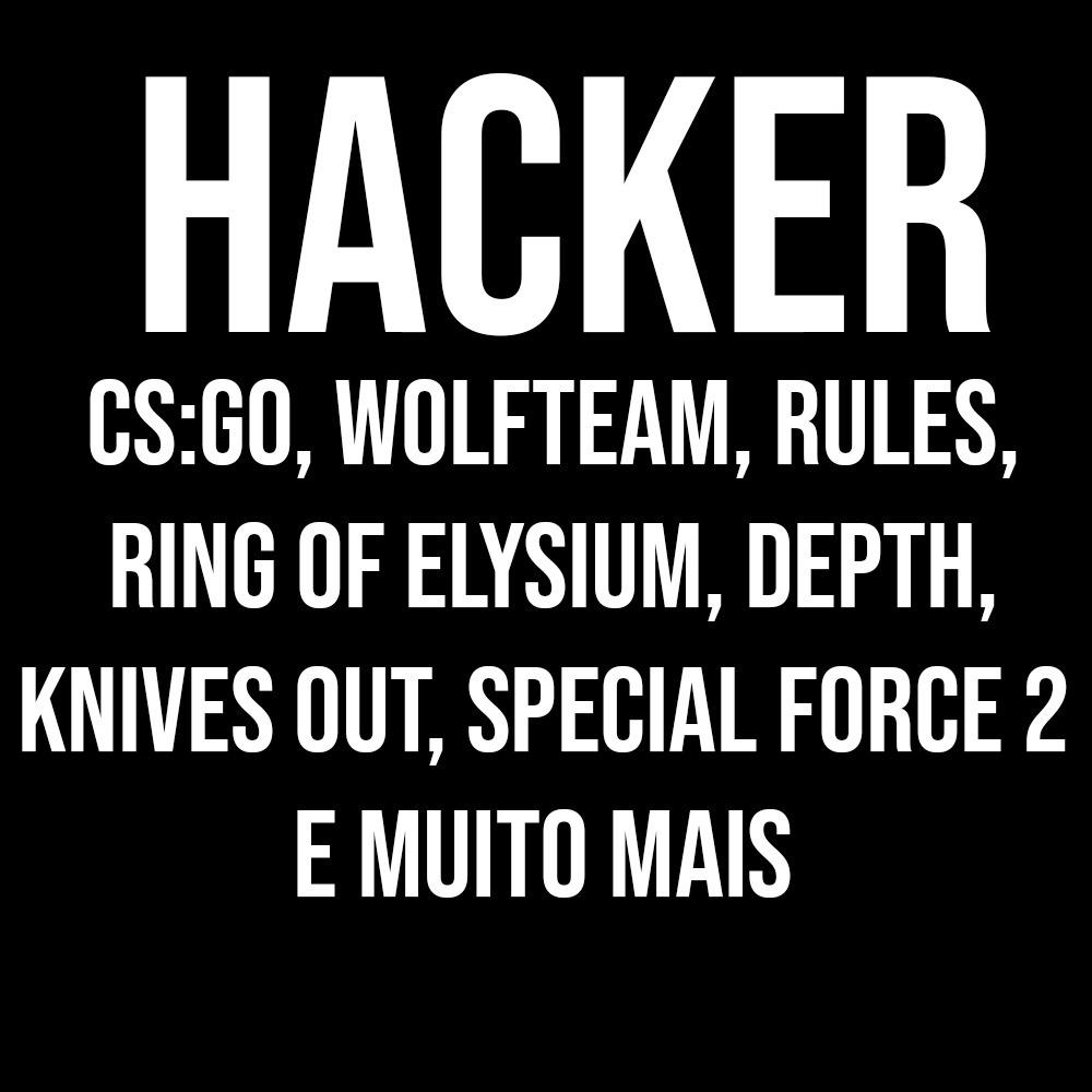 Hacker Diversos Jogos