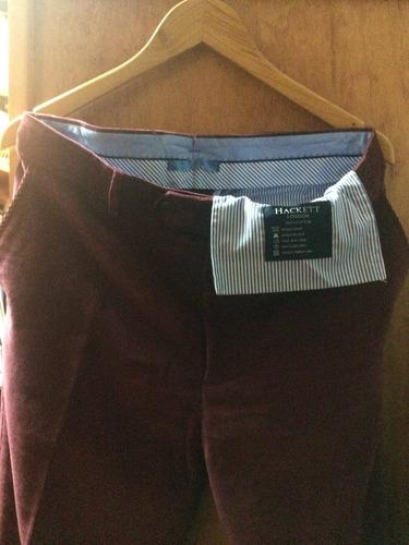 hackett pantalón original talla 33
