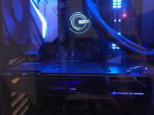 hackintosh 32gbram i7 8700k octa gtx1080 ssd m.2