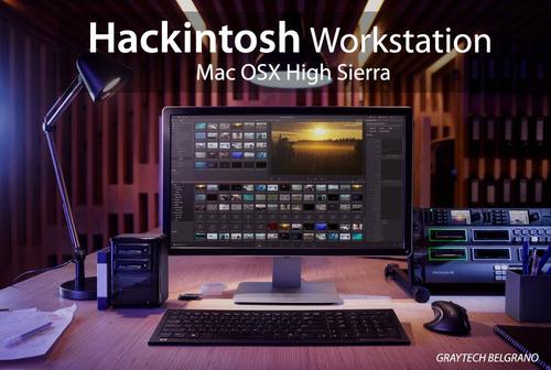 hackintosh edicion video 4k pro apple mac pro intel i7 1tb