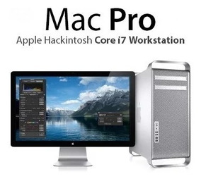 Hackintosh Mac Pro Clon Intel I7 Ssd 512gb 32gb Ddr4