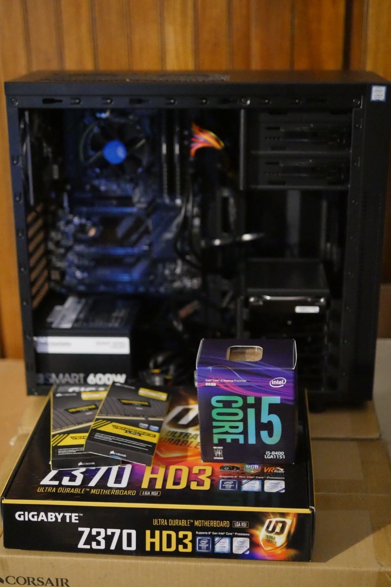 Gigabyte Z370 Hackintosh Mojave