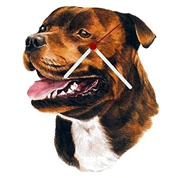 Haddington Green Equestrian Art Staffordshire Bull Terrier S ...