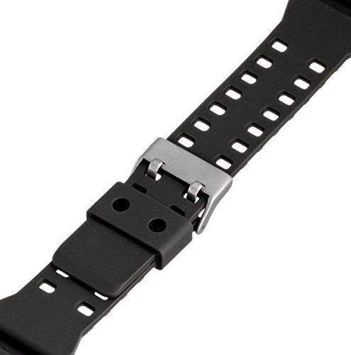 hadleyroma ms3220ri 160 16mm correa de reloj de poliuretano