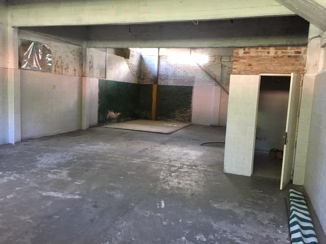 haedo norte galpon con baño y oficina 1 cda tunel vehicular