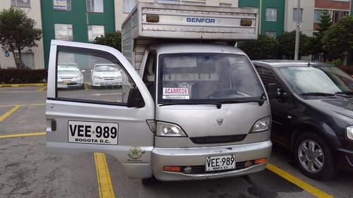 hafei furgon 2007 15.5 millones