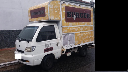 hafei towner outros modelos 2011 food truck