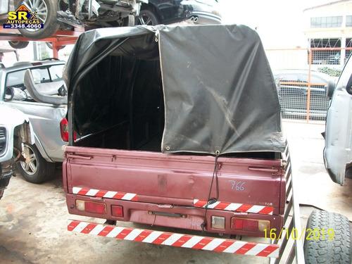 hafei towner pickup 4 portas 2011