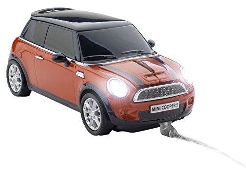 Haga Clic En Car Ccm660431 Mini Cooper Ratón óptico Con Cabl