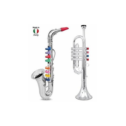 haga clic en reproducir conjunto de 2 instrumentos de viento