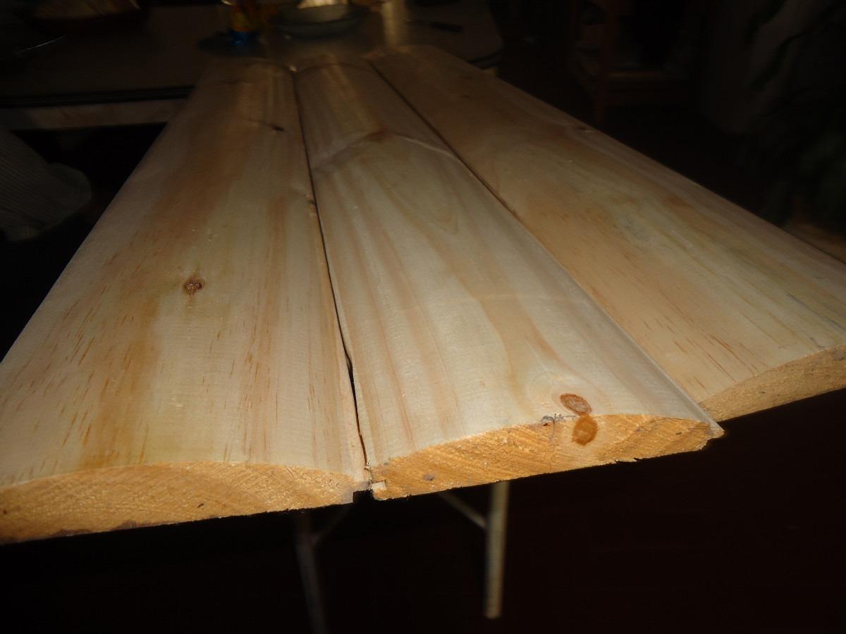 Haga su caba a de madera machimbre caba ero pino 1x5 - Cabanas de madera los pinos ...