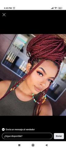 hago trenzas africanas