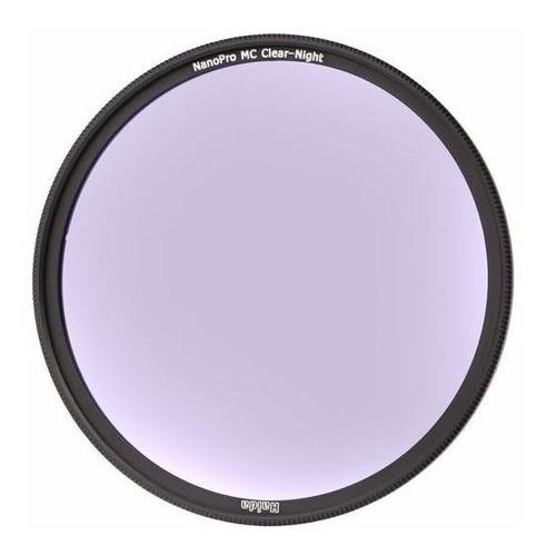 haida filtro nano pro clear-night 82 mm