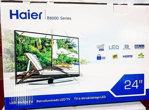 haier led tv le24b8000 hd /24pulgadas/nuevo