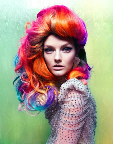 hair chalk loreal tiza liquida color fantasia s/40 por mayor