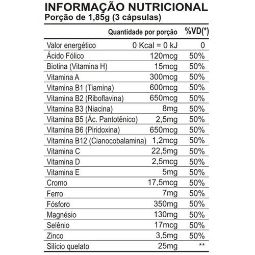 hair skin & nails femme maxinutri 90cps # cápsulas da beleza