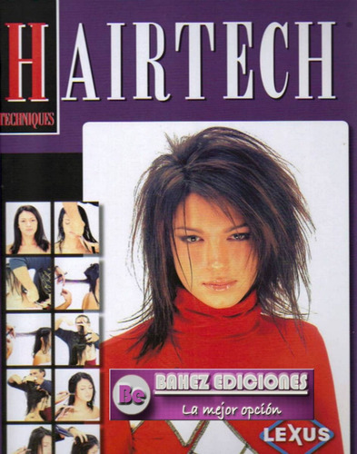 hair tech 1 vol  euromexico