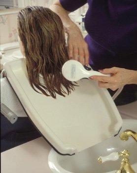 hair washing tray  our exceptionally easytouse ezshampoo hai
