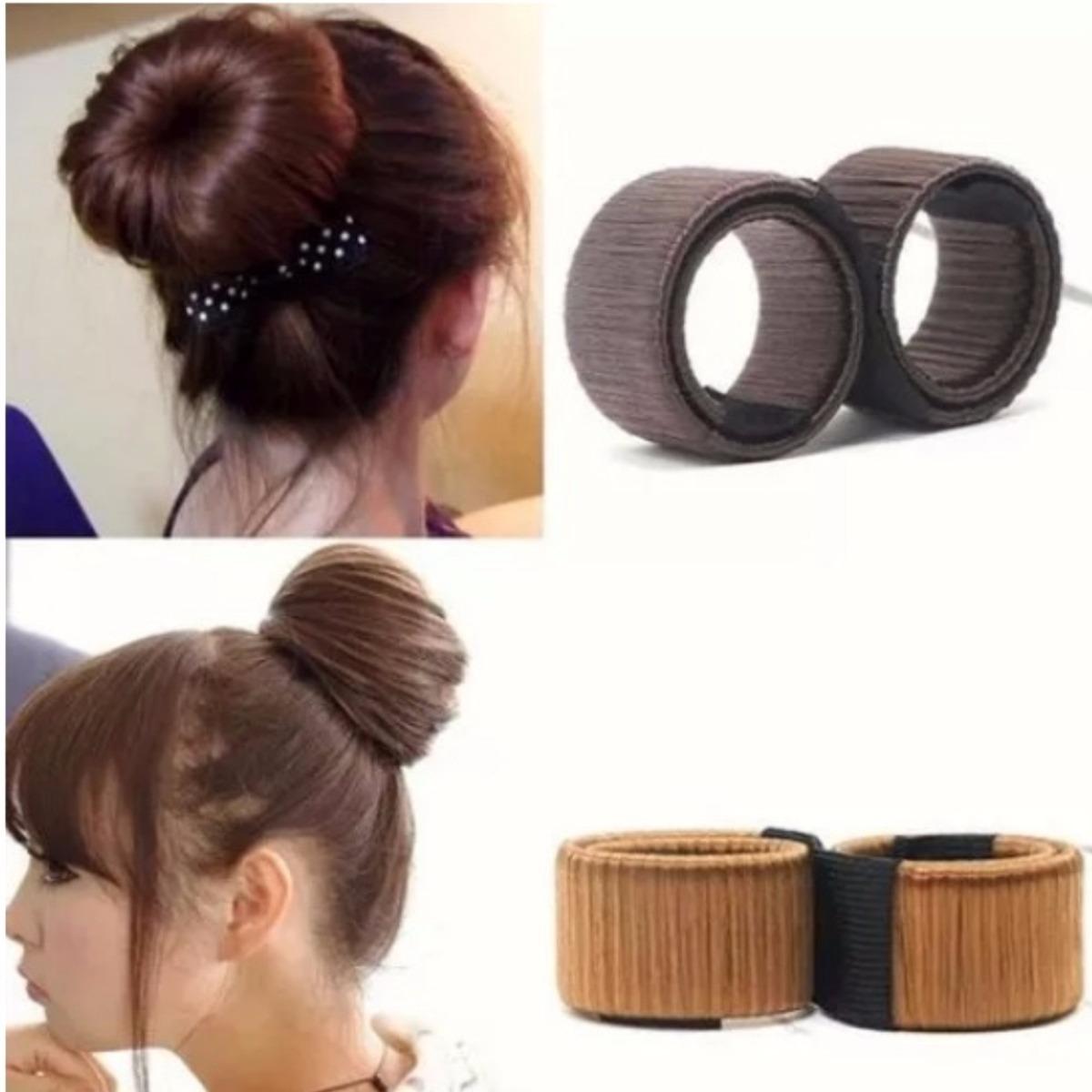 hairagami mágico presilhas para cabelos coques penteado r 12 98