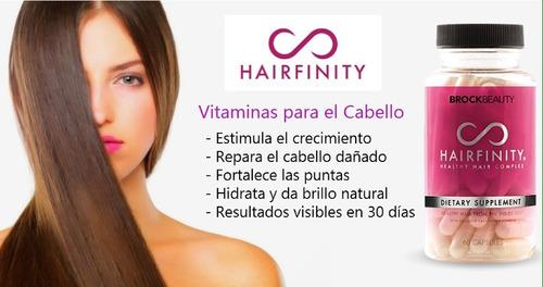 hairfinity vitaminas para el cabello acelera el crecimiento