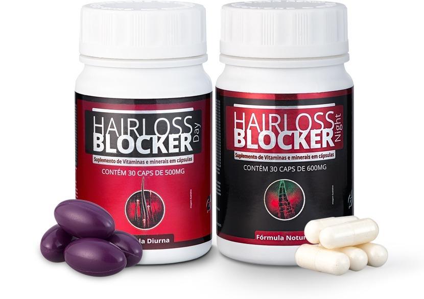 Hairloss Blocker Dois frascos