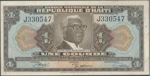 haiti 1 gourde l1919 p200