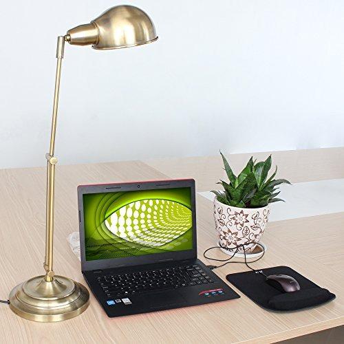 Haitral lmpara de escritorio metal bsico brazo flexible haitral lmpara de escritorio metal bsico brazo flexible aloadofball Image collections