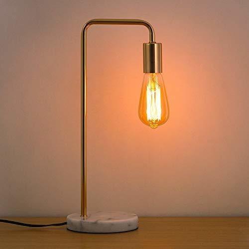 Haitral Industrial Moderna Noche Lámpara Mesa Mesita De De QrCEBdxoeW