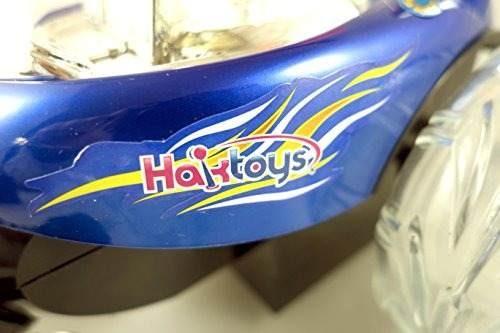 haktoys ® tornado invencible - control remoto rc acrobático