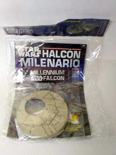 halcón milenario - fascículo 46 - star wars